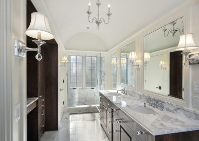 Marble is Awesome in Bathrooms