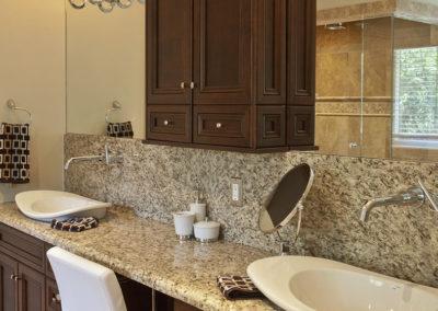 Venetian Gold Master Bath